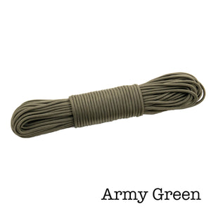 Casstrom Lapland 550 Paracord Army Green
