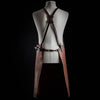 Cognac Leather Apron