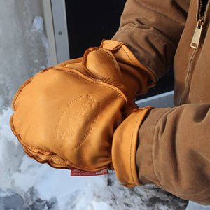 Frost River Northern Pacific Mittens - Buckskin