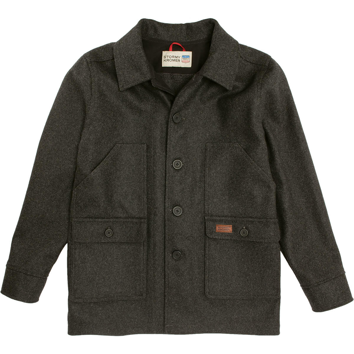 Mackinaw Wool Coat