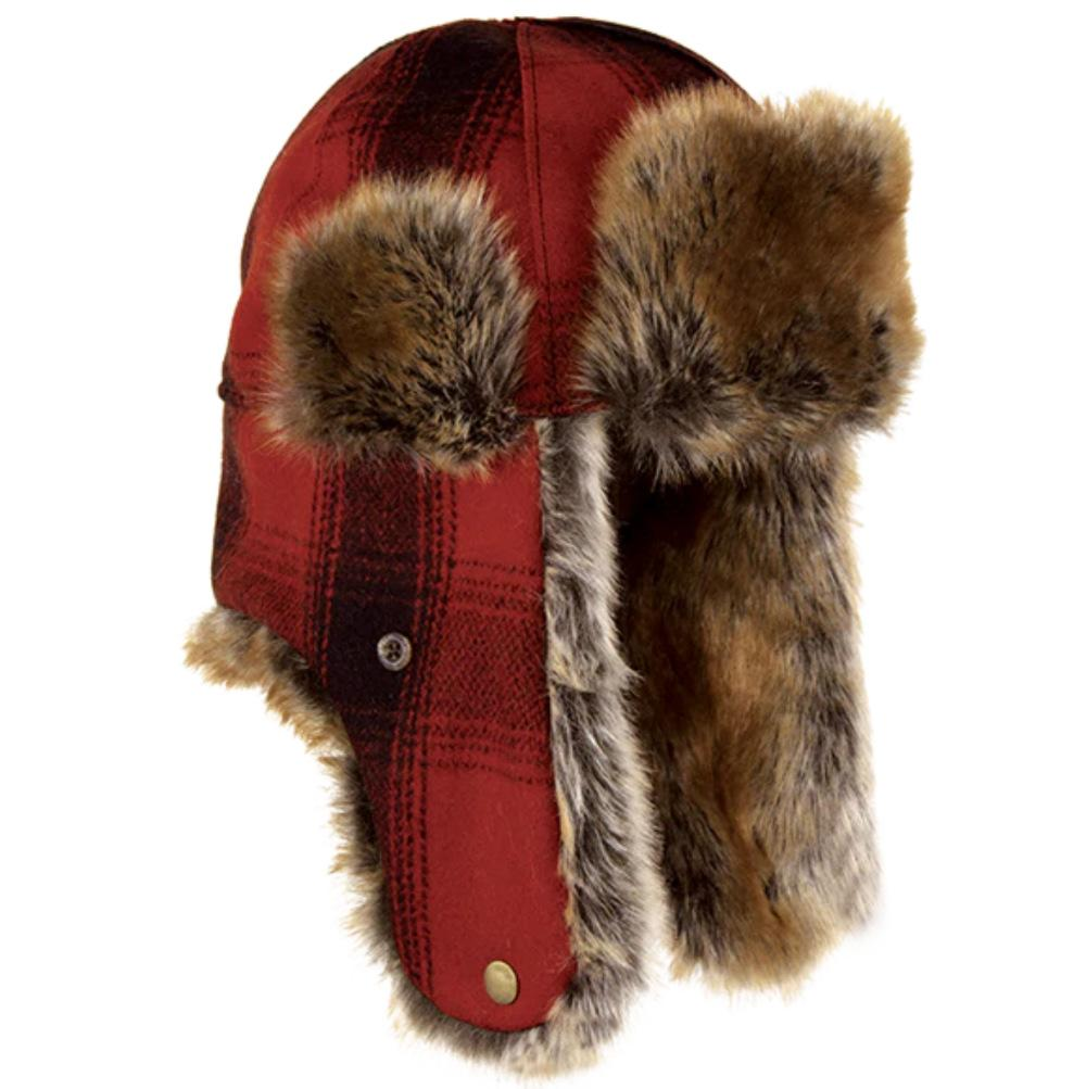 The Northwoods Trapper Hat