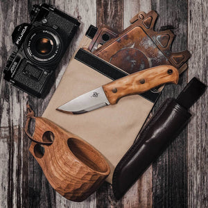 Helle Wabakimi Bushcraft Knife