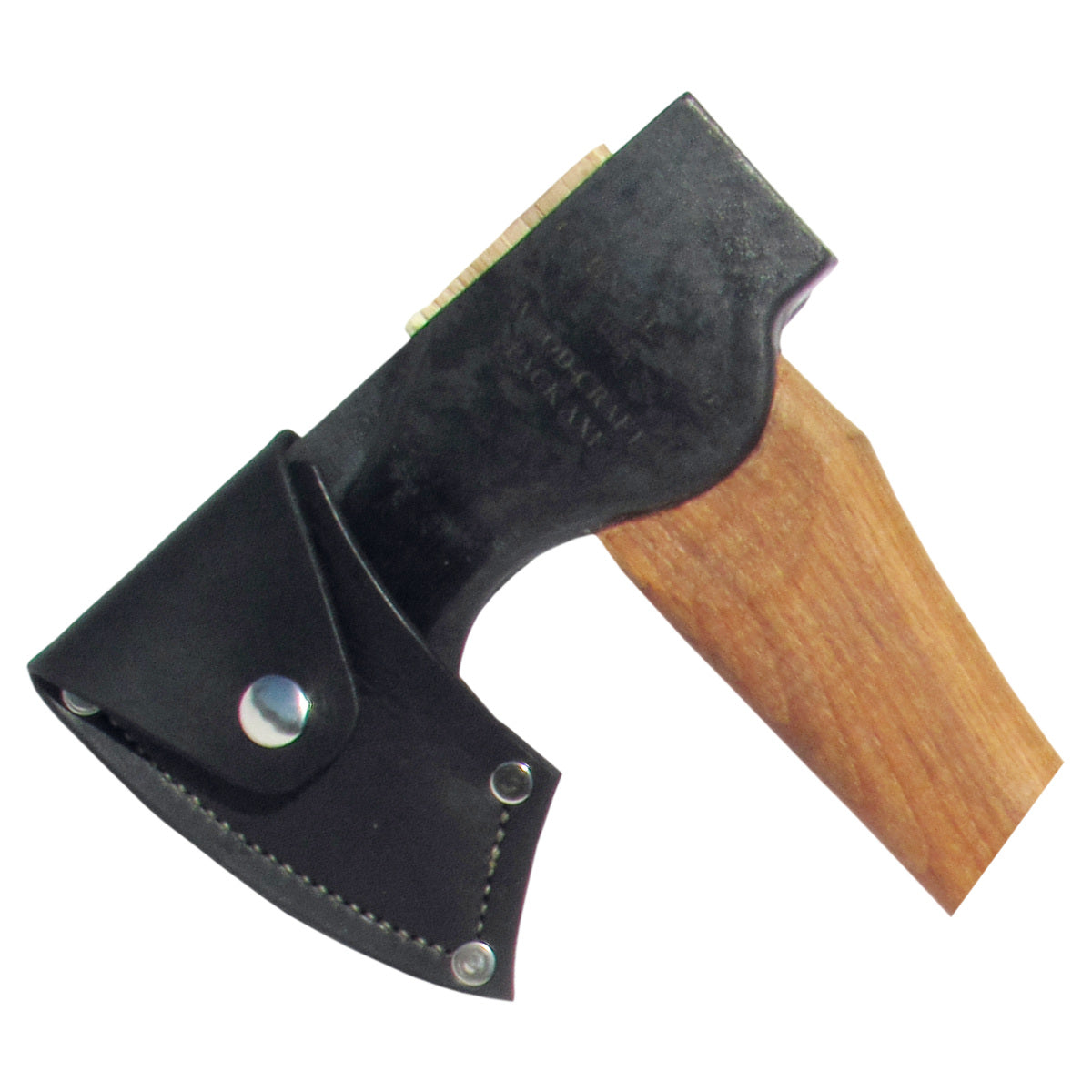 Council Tool Wood-Craft Pack Axe 24″ Curved Handle