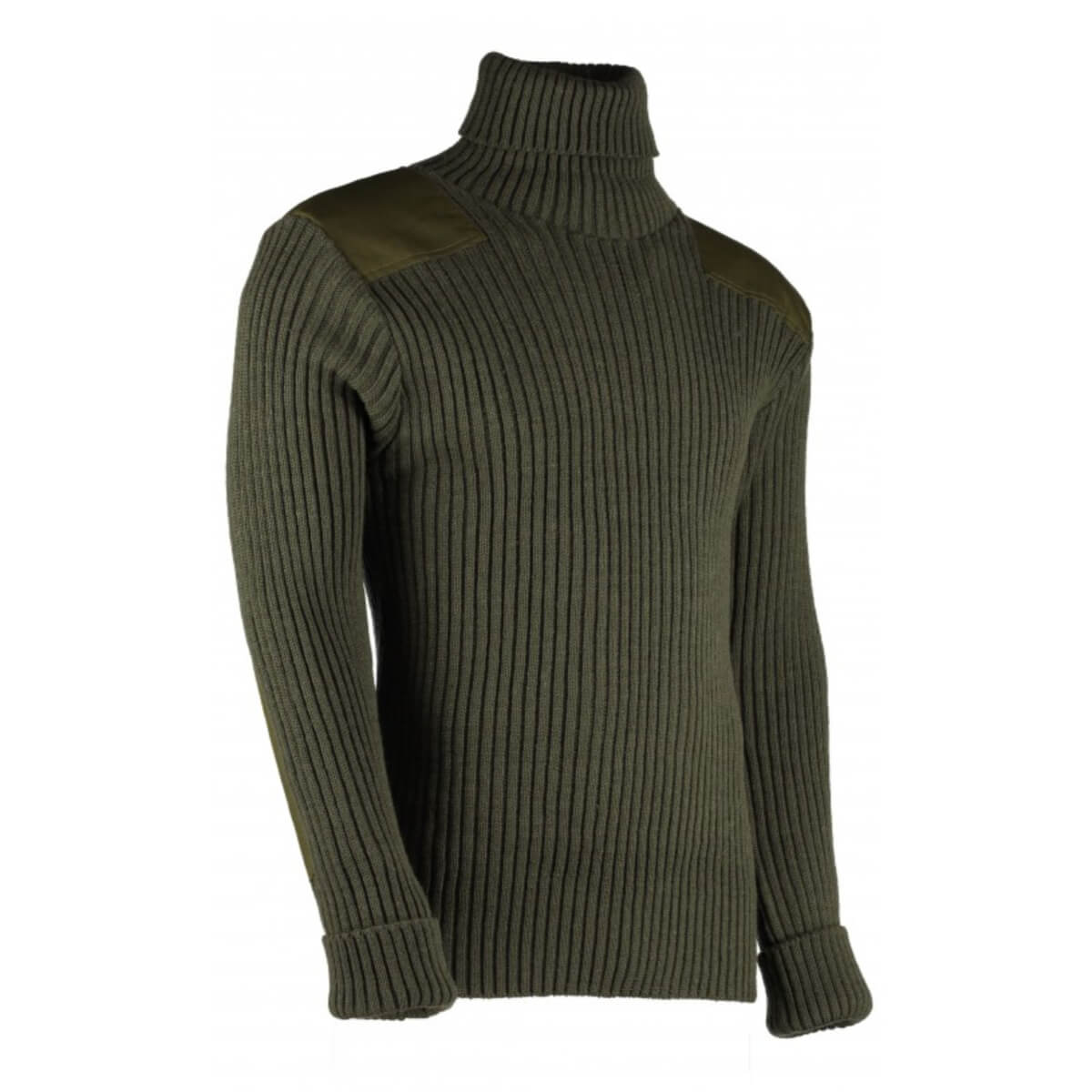 Chatham Woolly Pully Roll Neck Sweater