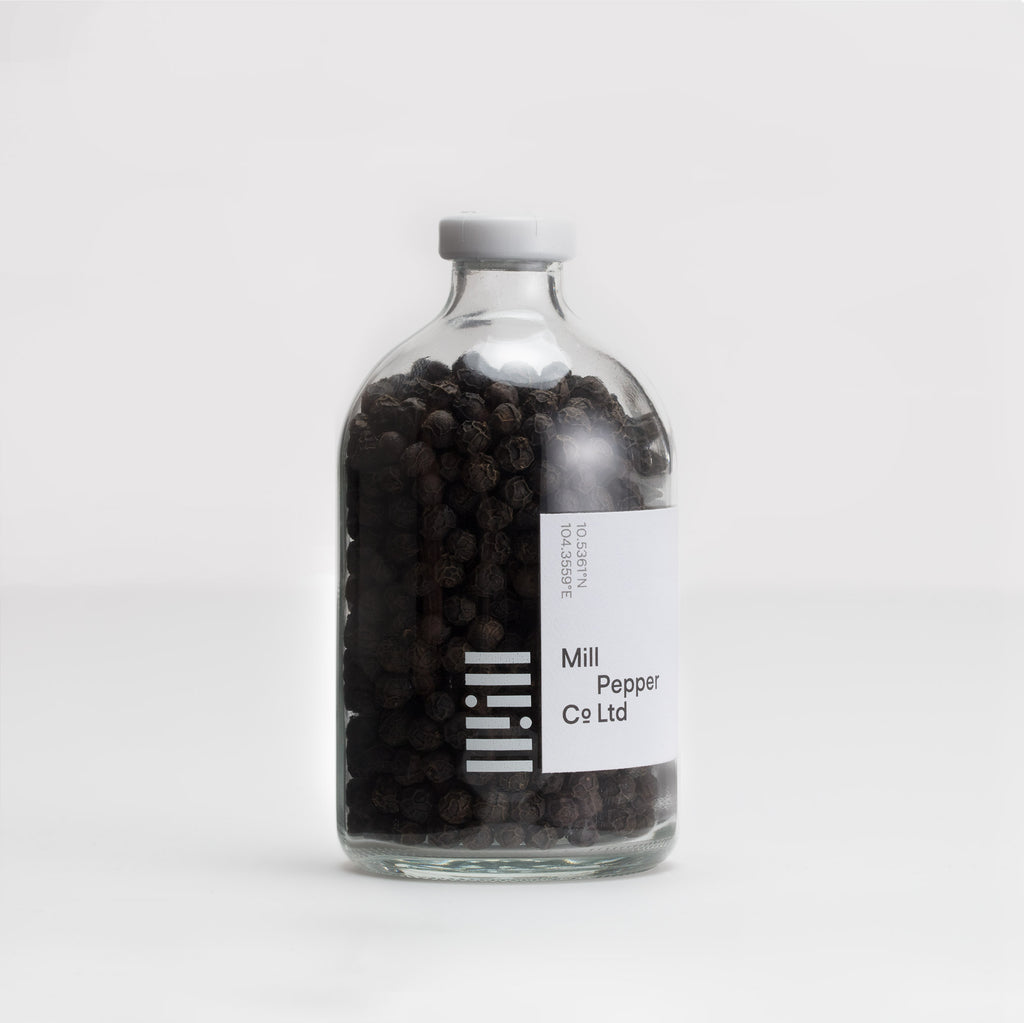 Black <br>Kampot Pepper