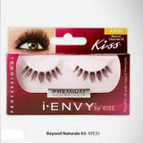 Kiss i-Envy Beyond Naturale Lashes