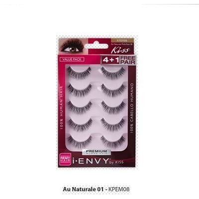 Kiss i-Envy EyeLashes - Value Pack