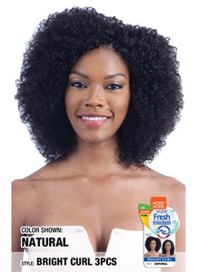 MODEL MODEL Nude Fresh Wet & Wavy (Mint Wave, Bright Curl, Pacific Wave)