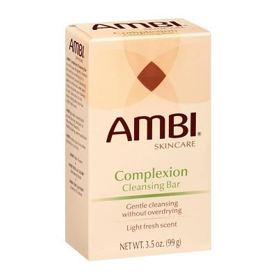 AMBI Skincare Cleansing Bars