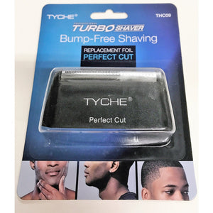 TYCHE TURBO SHAVER BUMP-FREE SHAVING REPLACEMENT FOIL THC09