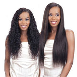 Model Model Nude Fresh Wet & Wavy 100% Virgin Remy Weaving Loose Wave Curl 7PCS