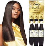 Outre Mytresses Gold Label NATURAL STRAIGHT WEAVE   ( 3 bundles deal )