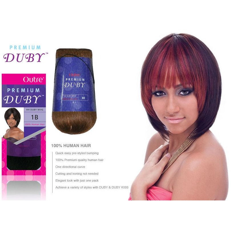 Outre 100 Human Hair Weaving Premium Duby Beauty Supply Usa