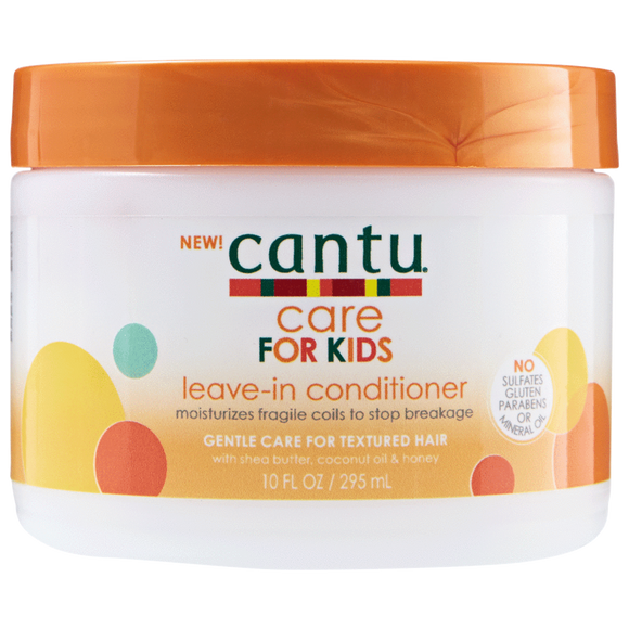 CANTU: Care for Kids Leave-In Conditioner