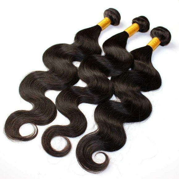 8A Grade Unprocessed 100% Virgin Hair Body Wave