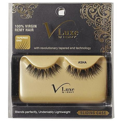 I Envy V-Luxe 100% Virgin Remy Hair Eyelash False Eye Lashes Strip