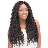 JANET COLLECTION 2X MAMBO NATURAL COILY LOCS 18″