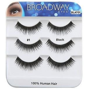 Broadway Eyelashes - Value Pack