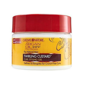 Creme of Nature Twirling Custard Curl Styling Gel