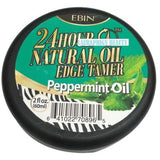 Ebin 24 Hour NATURAL OIL EDGE TAMER, SCENTED EDGE TAMER 2oz - PICK ONE