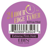 "EBIN New York ""24 Hour Edge Tamer 0.5OZ  OR  2.5oz 80ml"