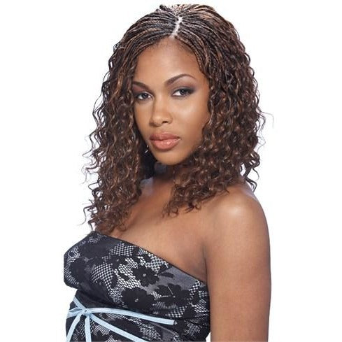 MODEL MODEL DREAM WEAVER  DEEP BULK/ 100% HUMAN HAIR
