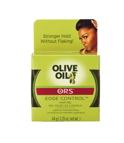 ORS Olive Oil Edge Control Hair Gel (Jar)