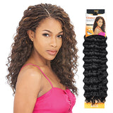 MODELMODEL SYNTHETIC HAIR CROCHET BRAIDS GLANCE TWIN DEEP
