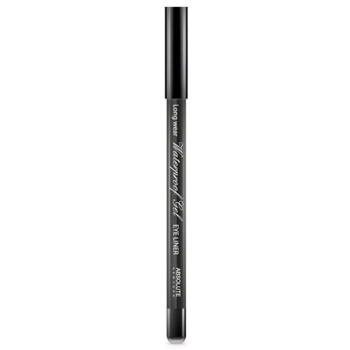 ABSOLUTE NEW YORK - Long Wear Waterproof Gel (Eye Liner )