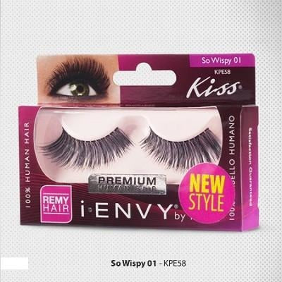 Kiss i-Envy So Wispy Eyelashes