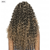 "Afri Naptural Caribbean DEEP TWIST 18""  Crochet Braid"