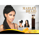 Motown Tress - KINKY TWIST BRAID 100% Kanekalon Braiding