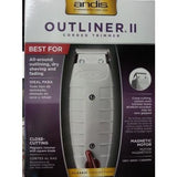 Andis Outliner II Professional Trimmer Barber Hair cut