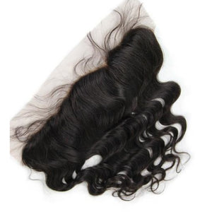10A Grade Lace Frontal 13*4 100% Virgin Hair - Body Wave