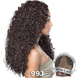 Brown Sugar Human Hair Blend Soft Swiss Lace Wig - BS220