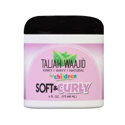 Taliah Waajid Soft & Curly 6 oz