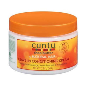 Cantu Shea Butter Leave-In Conditioning Cream 12 oz