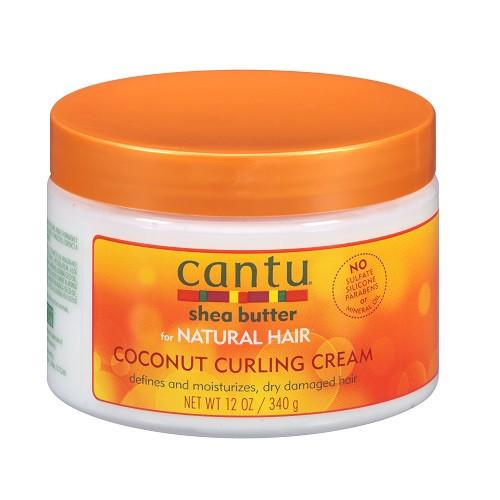Cantu Shea Butter Coconut Curling Cream 12OZ