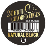 [EBIN NEW YORK] 24 HOUR COLORED EDGES EDGE CONTROL # 1, 1B, 2, 4 0.5OZ/15mL