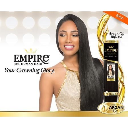 Sensational Empire 100 % HUMAN HAIR