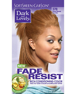 Dark and Lovely ®  FADE RESIST RICH CONDITIONING COLOR