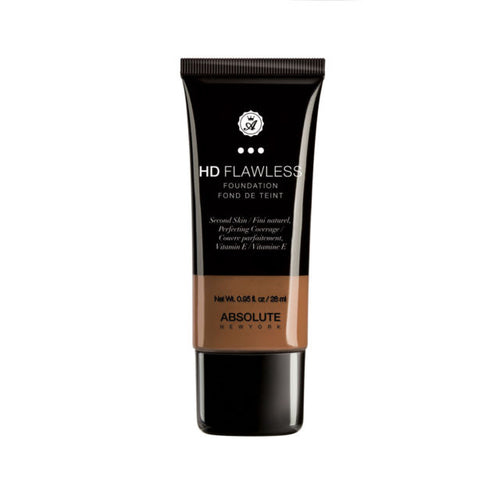 ABSOLUTE NEW YORK: HD Flawless Foundation