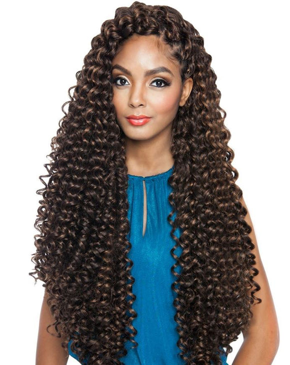 Afri-Naptural®-CARIBBEAN BUNDLE SERIES CB2203 SUPER DEEP TWIST 22