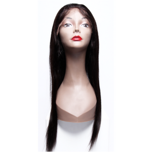 8A Grade - Full Lace Wig 100%  Virgin Hair - Straight
