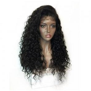 8A Grade - Full Lace Wig 100% Virgin Hair - Curly