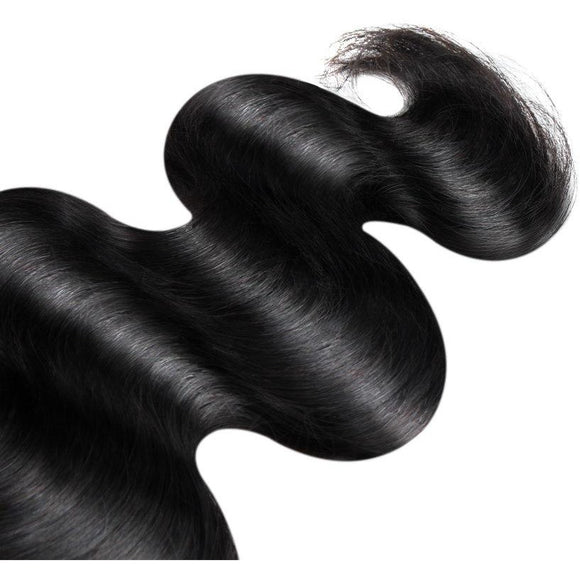 Mink Hair - Virgin Hair ( 100% Full Cuticle Virgin Hair )- Body Wave
