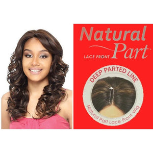 MODEL MODEL NATURAL PART LACE FRONT WIG - BRIONA