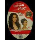 MODEL MODEL SYNTHETIC NATURAL PART LACE FRONT WIG - FRANCELLE