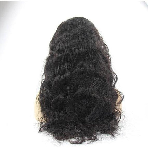 8A Grade - Full Lace Wig 100%  Virgin Hair - Body Wave