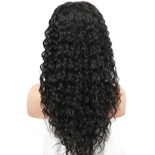 10A Grade Glueless Full Lace Wigs 100% Virgin Hair ( Loose Deep )